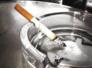 Papierosowy dymek – zlikwidowany